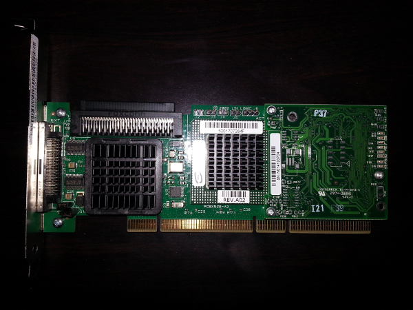 Dell PowerEdge 750 SCSI RAID Controller
